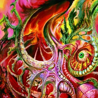 Morbus Chron - Sleepers In the Rift - LP