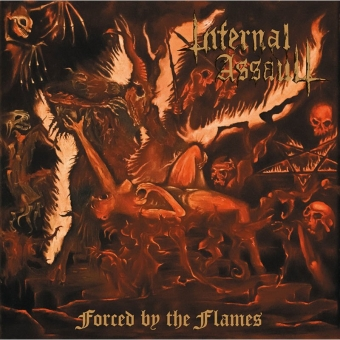 Infernal Assault - Forced by the Flames - MLP