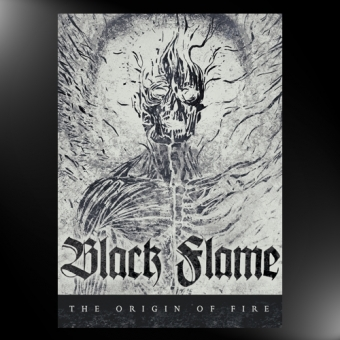 Black Flame - The Origin of Fire - A5 DigiCD