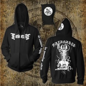Tortorum - Katabasis - Hooded Zipper