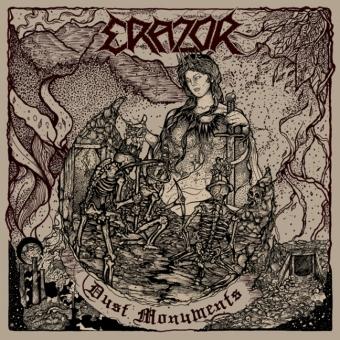 Erazor - Dust Monuments - CD