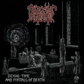 Black Vul Destruktor - Beyond Time and Portals of Death - LP