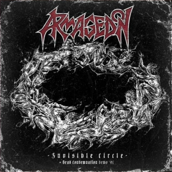 Armagedon - Invisible Circle - LP
