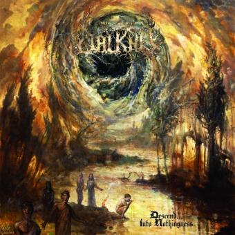 Dalkhu - Descend... into Nothingness - LP