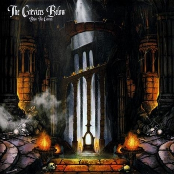 The Crevices Below - Below the Crevices - LP