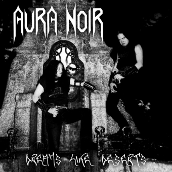 Aura Noir - Dreams Like Deserts - LP