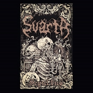 Svärta - Sepultus - CD