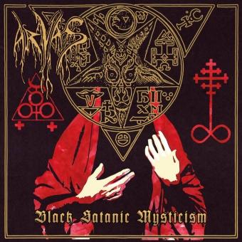 Arvas - Black Satanic Mysticism - CD
