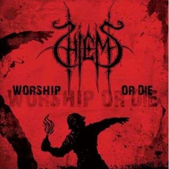 Hiems - Worship or Die - DigiCD