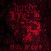 Horde of Hel - Blodskam II - CD