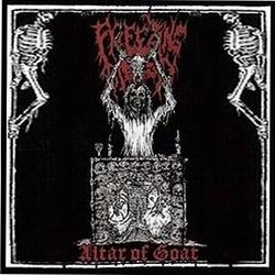 Freezing Blood - Altar of Goat - MCD