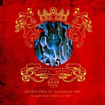 IC Rex / Saturnian Mist - Liber Saturni - Split-CD