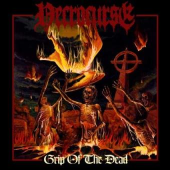 Necrocurse - Grip of the Dead - DigiCD
