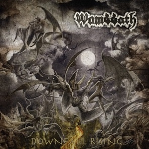 Wombbath - Downfall Rising - CD