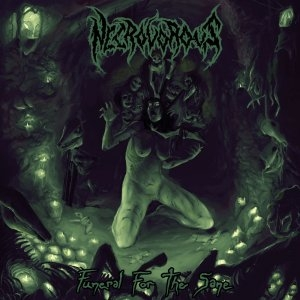Necrovorous - Funeral for the Sane - CD