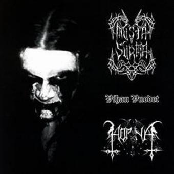 Horna / Musta Surma - Vihan Vuodet - Split CD