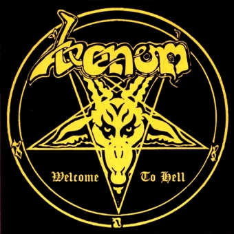 Venom - Welcome to Hell - CD