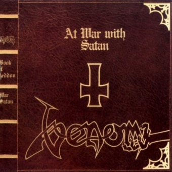 Venom - At War with Satan - CD