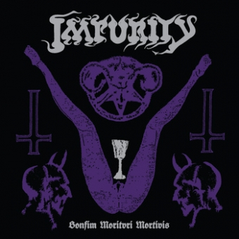 Impurity - Bonfim Moritvri Mortivis - LP