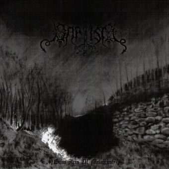 Baptism - Grim Arts of Melancholy - CD