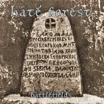 Hate Forest - Batllefields - Digisleeve-CD