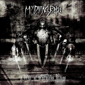 My Dying Bride - A Line of Deathless Kings - DLP