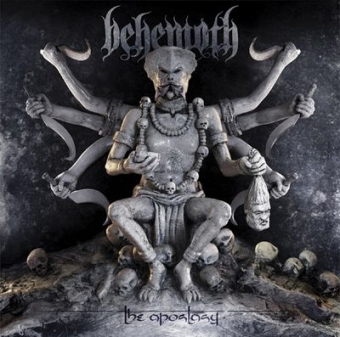 Behemoth - The Apostasy - Digibook CD + DVD