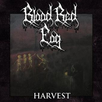 Blood Red Fog - Harvest - LP
