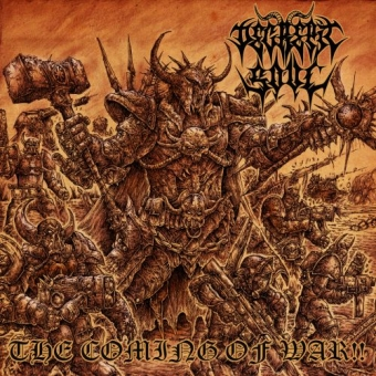 Decrepit Soul - The Coming of War!! - CD