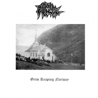 Old Funeral - Grim Reaping Norway - CD