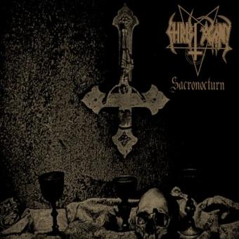 Christ Agony - Sacronocturn - DigiCD