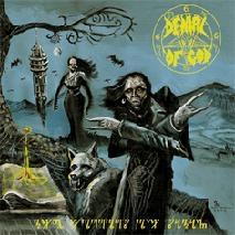 Denial of God - The Horrors of Satan - CD (7 Sized Cover)