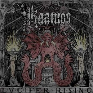 Kaamos - Lucifer Rising - CD