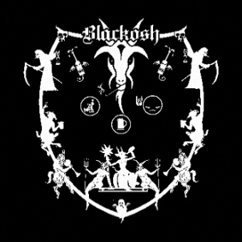 Blackosh - Kurvy, chlast, black metal - DigiCD