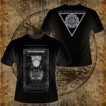 Acherontas - Baptism In Drak Blood - T-Shirt
