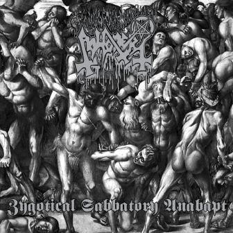 Abhorer - Zygotical Sabbatory Anabapt - DigiCD
