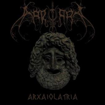 Sarvari - Arxaiolatria - CD