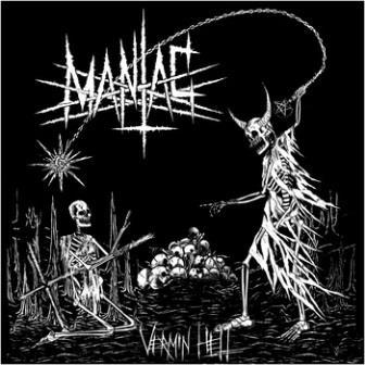 Maniac - Vermin Hell - CD