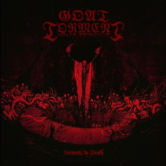 Goat Torment - Sermons to Death - LP