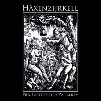 Häxenzijrkell - Des Lasters Der Zauberey - MCD