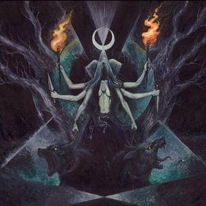 Temple Below - The Dark Goddess - Digifile-CD