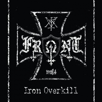 Front - Iron Overkill - CD