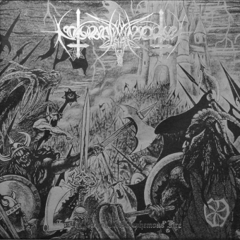 Nokturnal Mortum - To the Gates of Blasphemous Fire -Digibook-CD