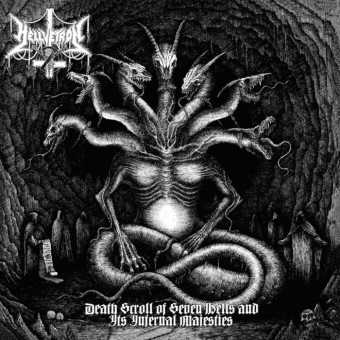 Hellvetron - Death Scroll of Seven Hells and Its ... - LP