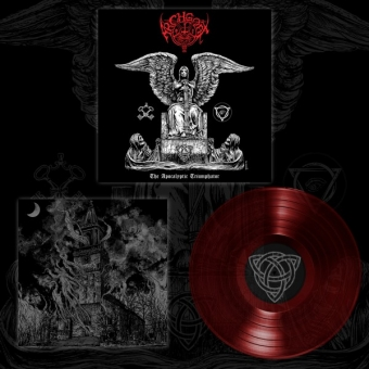 Archgoat - The Apocalyptic Triumphator - LP (red)