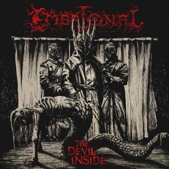 Embrional - The Devil Inside - LP