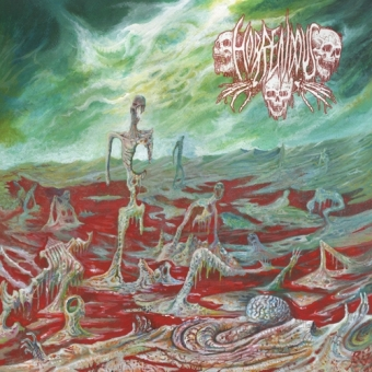 Horrendous - Sweet Blasphemies - MCD