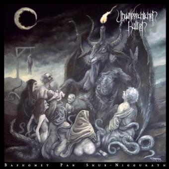 Unaussprechlichen Kulten - Baphomet Pan Shub-Niggurath - CD