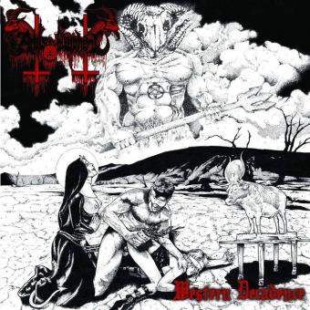 Anal Blasphemy - Western Decadence - LP