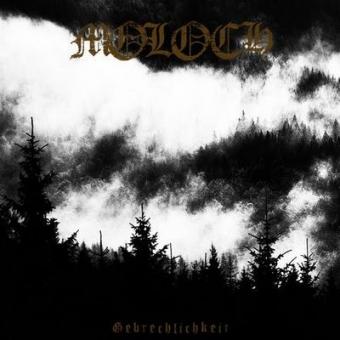 Moloch - Gebrechlichkeit - CD